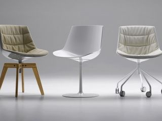 Flow Chair - MDF
